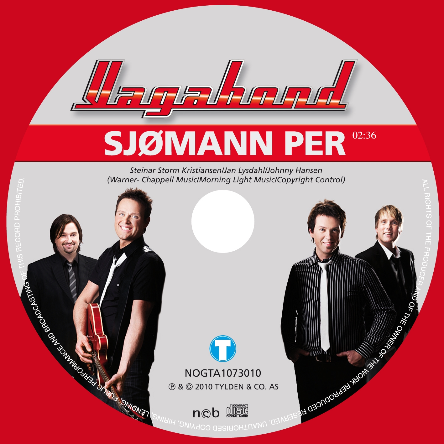 Sjømann Per (Single)