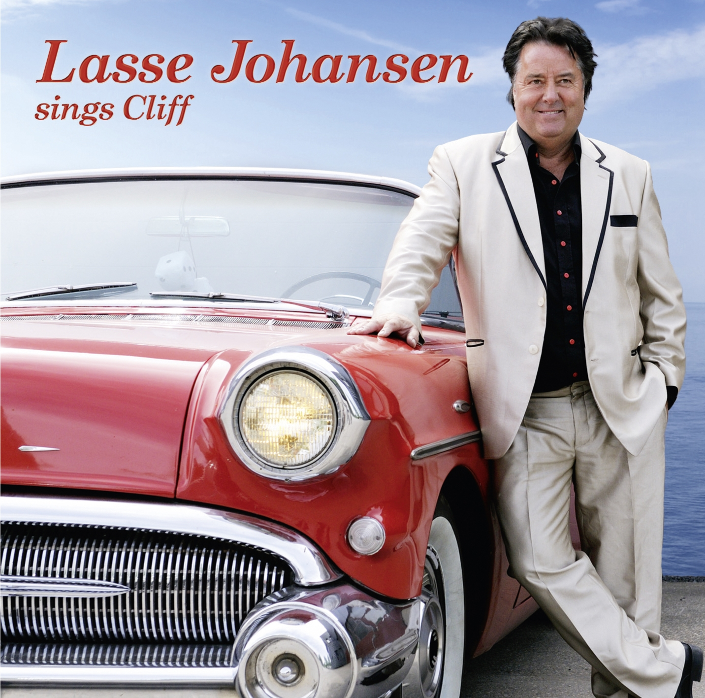 Lasse Johansen sings Cliff